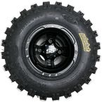 Rear Holeshot GNCC 20x10x9 Tire w/Black SS112 Alloy Wheel - 43340
