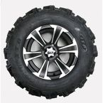 Mud Lite XTR Tire/SS312 Alloy Wheel Kit - 44289L