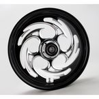 Black 16 x 3.5 Savage Eclipse One-Piece Wheel  - 16350-9916-85E