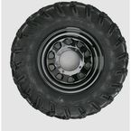 Rear Right Mud Lite AT 25x10-12 Tire w/Black Delta Steel Wheel  - 44834R