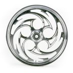 Chrome 21 x 2.15 Savage One-Piece Wheel - 212159047-85C