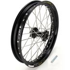 Black Universal Wheel Assembly - 2R1GK40