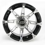 Machined/Black 387X 14x7 Wheel - 0230-0455