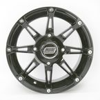 Gloss Black 387X 14x7 Wheel - 0230-0464