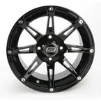 Gloss Black 387X 14x7 Wheel - 0230-0465