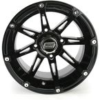 Gloss Black Type 387X Wheel - 0230-0466