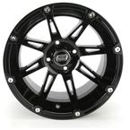 Gloss Black Type 387X Wheel - 0230-0467