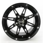 Gloss Black 387X 14x8 Wheel - 0230-0470
