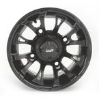 12 in. Black Nitro Wheel - 989-40B