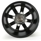 Black 393X Cast Aluminum ATV/UTV Wheel - 0230-0533