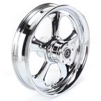 Rear 16 in. x 3.5 in. Nitro One-Piece Forged Aluminum Chrome Wheel - 16350-9970-92C