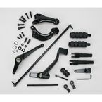 Black Forward Control Kit - 1622-0349