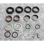 39mm Fork Slider Rebuild Kit - 0403-0146