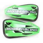Green Maneuver Handguards - 0635-0939