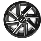 Front/Rear Chopper Machined Wheel - A85M-47011-52S