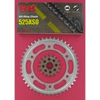 525XSO Chain and Sprocket Kit - 1062-010W