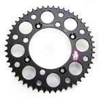 51 Tooth Aluminum Rear Sprocket - 121U-428-51GPBK