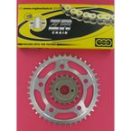 525ZRD OEM Chain and Sprocket Kit - 7ZRD122KHO02