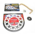 428 Conversion Final Drive Kit - K045