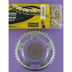 525ZRP OEM Chain and Sprocket Kit - 7ZRP110KSU02