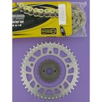 520ZRD Chain and Sprocket Conversion Kit - 5ZRD110KSU02
