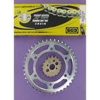 530ZRT OEM Chain and Sprocket Kits - 6ZRT112KKA01