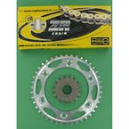 530ZRP OEM Chain and Sprocket Kits - 6ZRP114KNO03