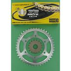 530ZRP OEM Chain and Sprocket Kits - 6ZRP122KYA02