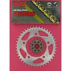 GB520GXW Chain and Sprocket Conversion Kit - 1092-938RG