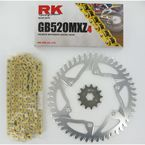 GB520MXZ Chain and Sprocket Kit - 2022-978ZG