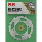 GB428MXZ Chain and Sprocket Kit - 3002-898ZG