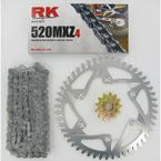 520KZ Chain and Sprocket Kit - 3022-938Z