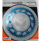 48 Tooth Blue Rear Sprocket - 1211-0860