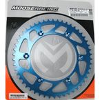 50 Tooth Blue Rear Sprocket - 1211-0862