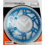 51 Tooth Blue Rear Sprocket - 1211-0867