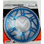 54 Tooth Blue Rear Sprocket - 1211-0869