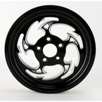 Black 70-Tooth Savage Eclipse Rear Pulley - 7085E8