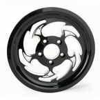 Black 66-Tooth Savage Eclipse Rear Pulley - 66-85E-3
