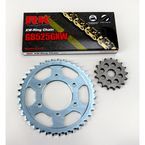 GB525GXW Chain and Sprocket Kit - 2108-040WG