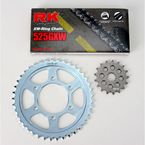 525GXW Chain and Sprocket Kit - 2108-080W