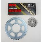 GB525GXW Chain and Sprocket Kit - 2108-080WG