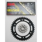 GB525XSO Chain and Sprocket Kit - 1062-070WG