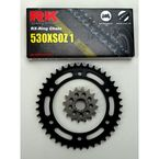 530XSO-Z1 Chain and Sprocket Kit - 1102-040W