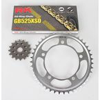 GB525XSO Chain and Sprocket Kit - 3066-060WG