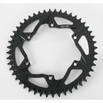 48 Tooth Rear Aluminum Black Sprocket - 422K-48
