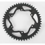 49 Tooth Rear Aluminum Black Sprocket - 422K-49