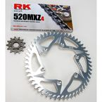 520MXZ4 Chain and Sprocket Kit - 3042-088Z
