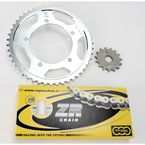 525ZRD OEM Chain and Sprocket Kits - 7ZRD118KSU031