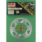 GB520GXW Chain and Sprocket Conversion Kit - 4107-988RG