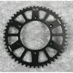 51 Tooth Black Anodized Rear Works Triplestar Aluminum Sprocket - 5-354751BK